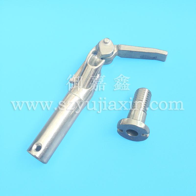 硅溶膠鑄造加工 2