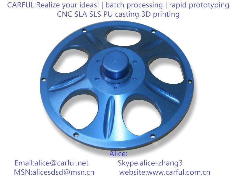 CNC small batch processing 3