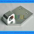 Aluninum CNC machined parts 1