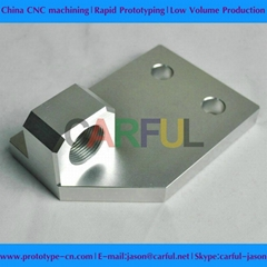 Aluninum CNC machined parts