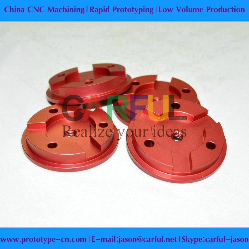 cnc machining services China manufacturer 4