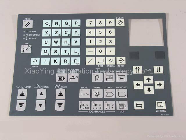 鍵盤(KS-6YZL01B-SHEET) 1