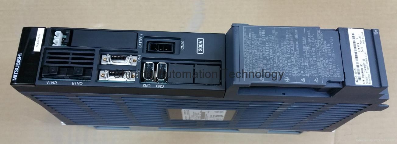 三菱全新伺服驅動器MDS-D-V1-20 1