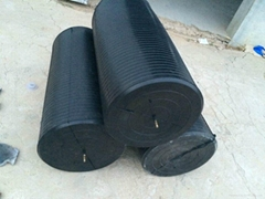 widely used inflatable rubber pipe stopper