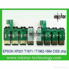 Epson XP211 XP201 XP401 XP204 ciss universal chip