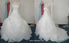 廣州婚紗廠批發高檔婚紗禮服