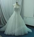 Wholesale top quality new style china custom made wedding dress ...