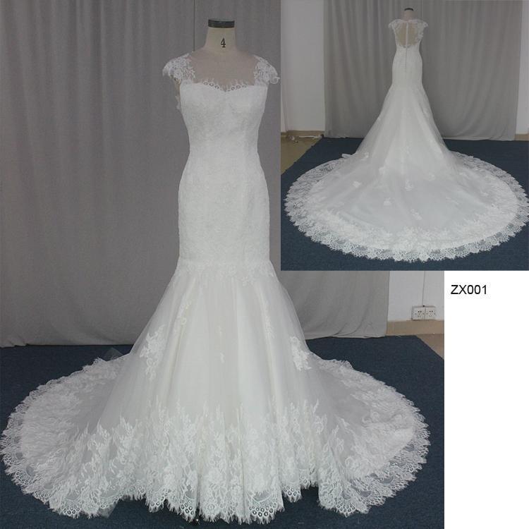 Sexy Mermaid Wedding Dress 1