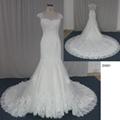 廣州婚紗廠批發高檔魚尾婚紗禮服