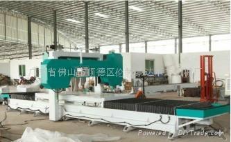 大型木工龍門鋸HD900 2