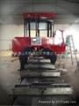 木工機械HD500進口竹型木材開片機 4
