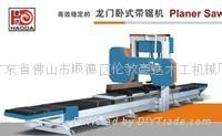木工机械HD500进口竹型木材开片机 1