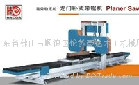 Woodworking Machinery HD500 import bamboo wood open disc