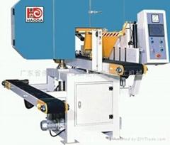木工卧式带锯机HD450X200