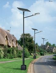 15W太阳能路灯