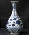 元青花陶瓷摆件花瓶 1