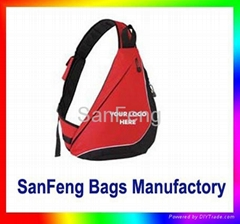 Sports Sling Backpack Bag