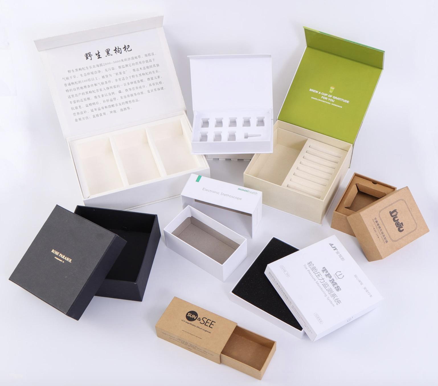 Paper Boxes PVC Boxes Carton Cosmetic Boxes 5