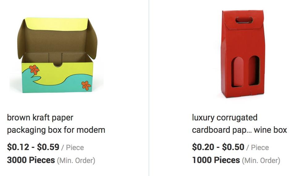 Paper Boxes PVC Boxes Carton Cosmetic Boxes 4