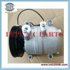Auto Compressor for Nissan Sunny 12V 6PK 27630-95F0C 59510-31700 27630-95F0A 276
