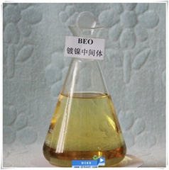 Brighter for nickel electroplating Butynediol ethoxylate (BEO) C8H14O4