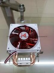 牛头CPU风扇