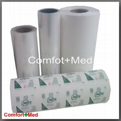 FFS packaging roll-stock, medical paper and blister film