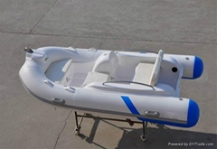 Liya 11feet 15hp rib boat price boat in yacht pleasure boat water pedal boat