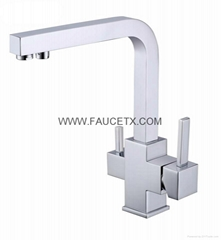 Rolya Cube Style 3 Way Water Filter Taps Manufacturer