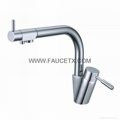 Chrome 3 Way Water Filter Taps Leading Supplier