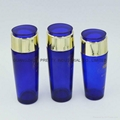 High quality glass Cosmetic bottle cosmetic jar 3