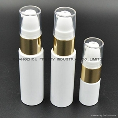 High quality PET Cosmetic bottle pet bottle