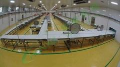 供應華譽HY-FGX豬肉分割輸送線設備