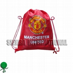 NON WOVEN  DRAW STRING BAG