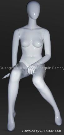 fashion female mannequin 2
