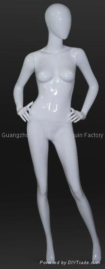 fashion female mannequin 3