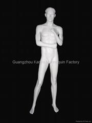 2012year man mannequin