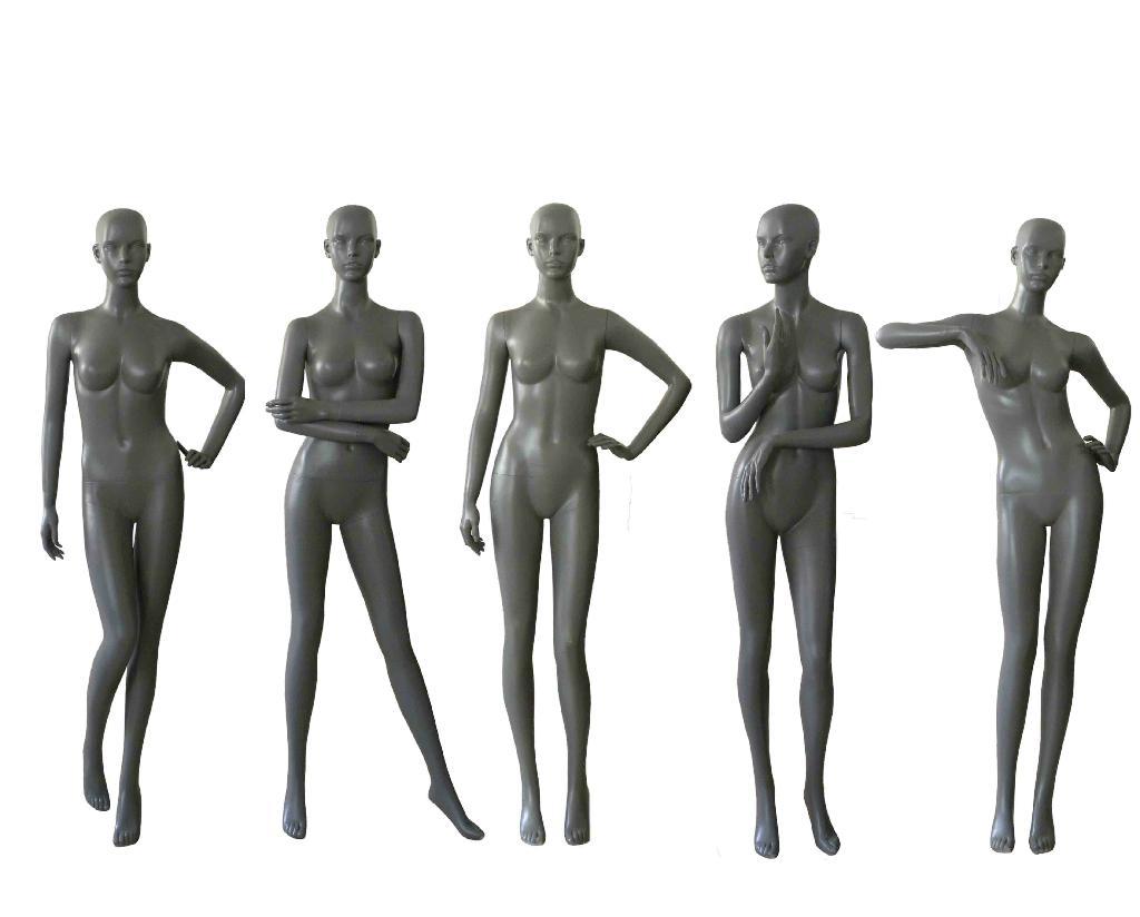 NEW female display model 1