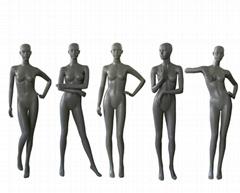 NEW female display model