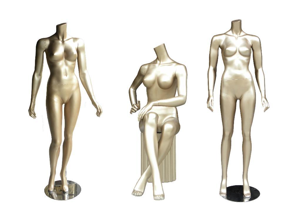 NEW female display model 2
