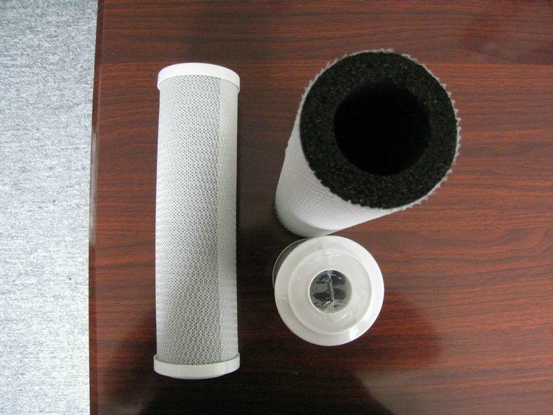 壓縮活性炭濾芯 1