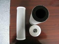 压缩活性炭滤芯