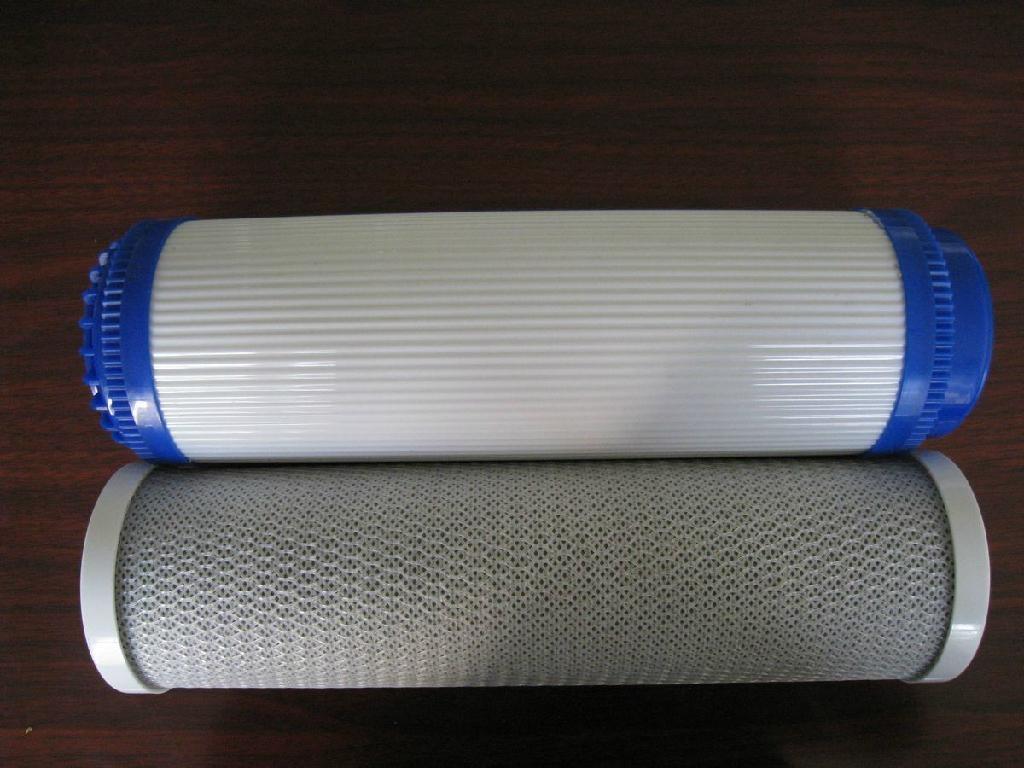 壓縮活性炭濾芯 2