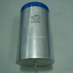 Un Polarized 1000UF 1200V DC link filter capacitor