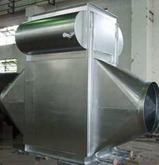 蒸汽锅炉余热回收