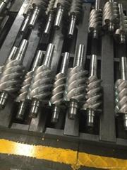 永磁变频双级压缩空压机