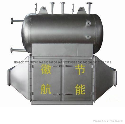 发电机组尾气回收利用 2