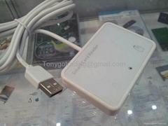 MCR3512 telecom smart card reader