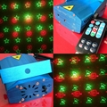2014 Newest Multifunction Remote Control Mini Laser Light RS096B