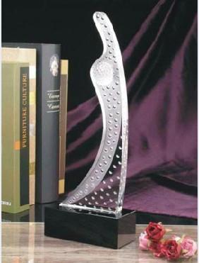 水晶玻璃奖杯 4